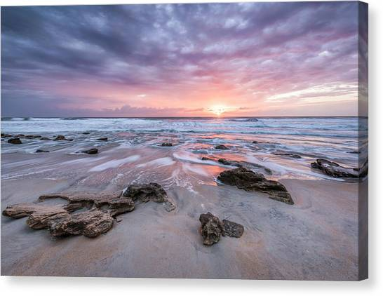 Glorious In St. Augustine Canvas Print