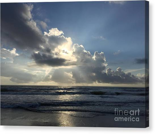 Glory Day Canvas Print