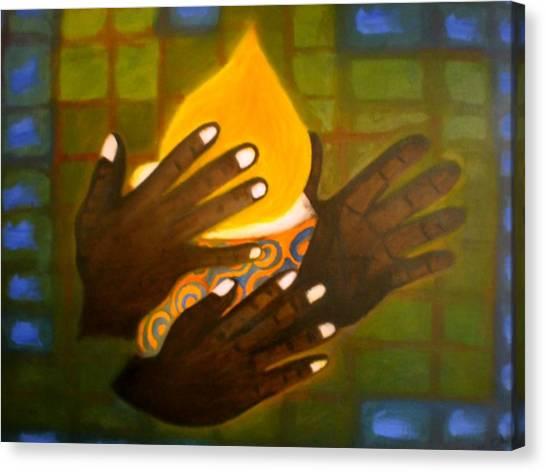Glory Canvas Print by Philip Okoro