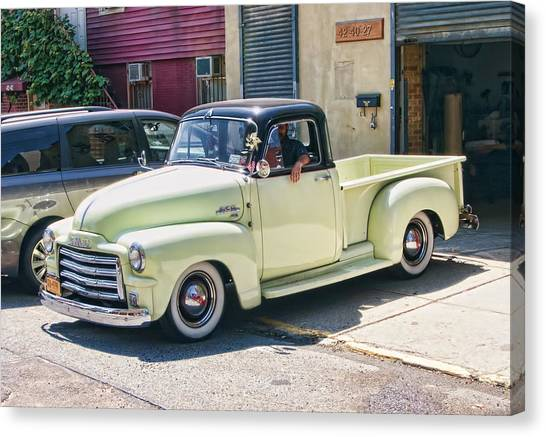 Gmc1 Canvas Print