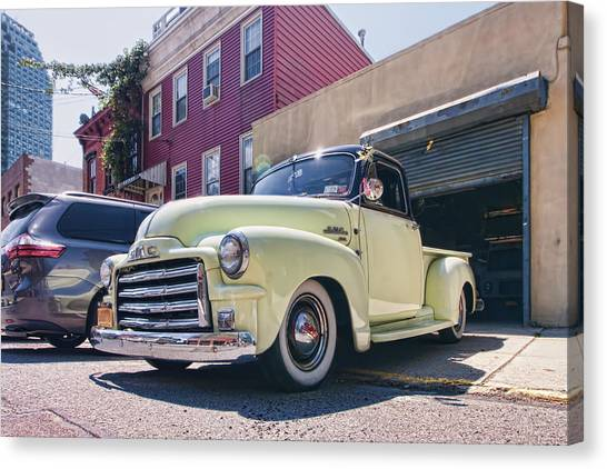 Gmc2 Canvas Print