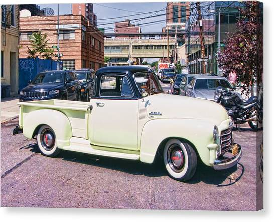 Gmc5 Canvas Print