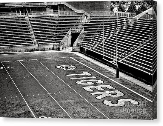 Princeton University Canvas Print - Go Tigers by Olivier Le Queinec