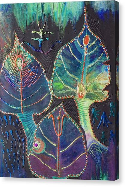 Gods Of Pandora Canvas Print