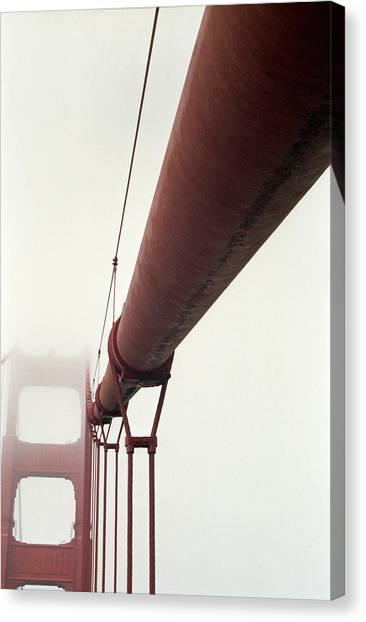 Golden Gate 3 Canvas Print
