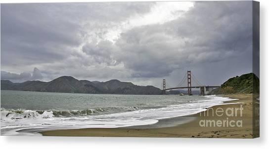 Golden Gate Study #2 Canvas Print
