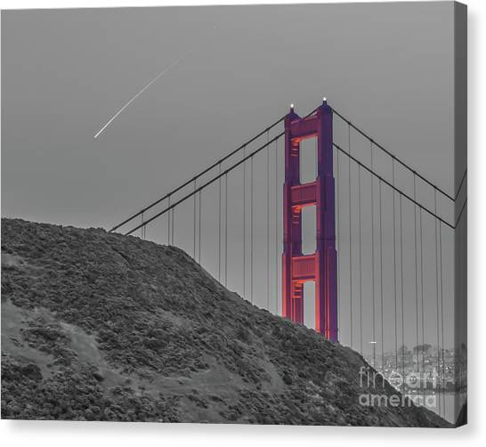 Golden Gate  Canvas Print