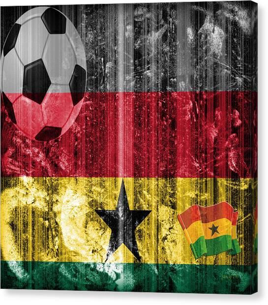 Gollll - Ghana Canvas Print