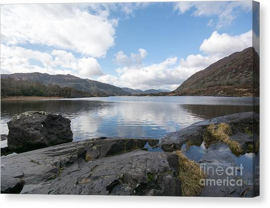 Ireland Canvas Print - Goltderaaree, Ireland by Smart Aviation