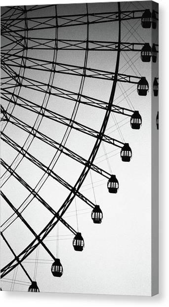 Wheels Canvas Print - Gondola by Snap Shooter jp