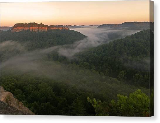 Good Morning Kentucky Canvas Print