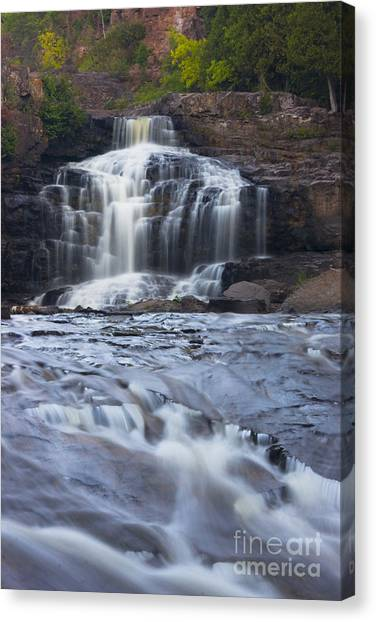 Gooseberry Falls North Shore Minnesota Canvas Print