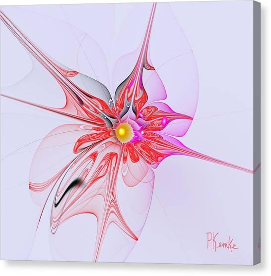 Gossamer Threads Canvas Print