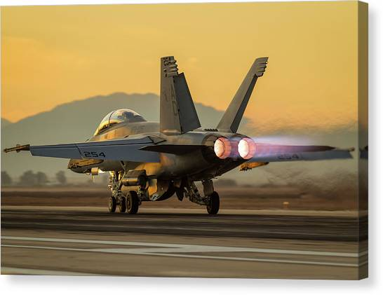 Got Thrust? Canvas Print