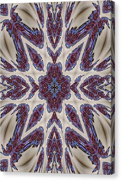 Graceful Tapestry Canvas Print by Ricky Kendall