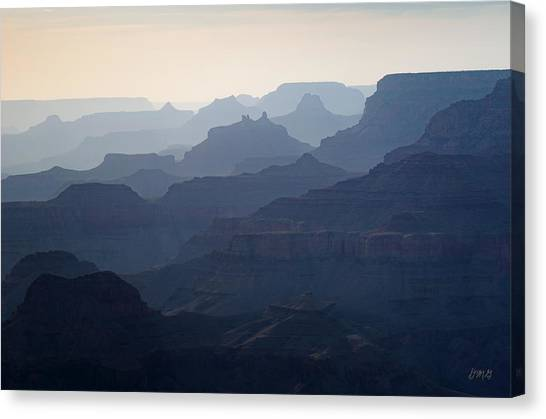 Grand Canyon No. 3 Canvas Print