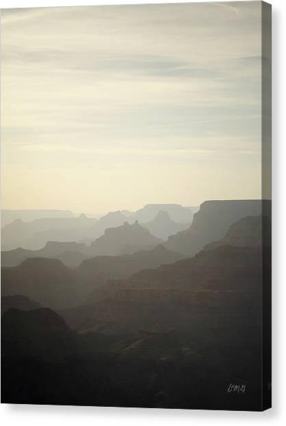 Grand Canyon No. 4 Canvas Print