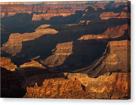 Grand Canyon Sunrise Canvas Print