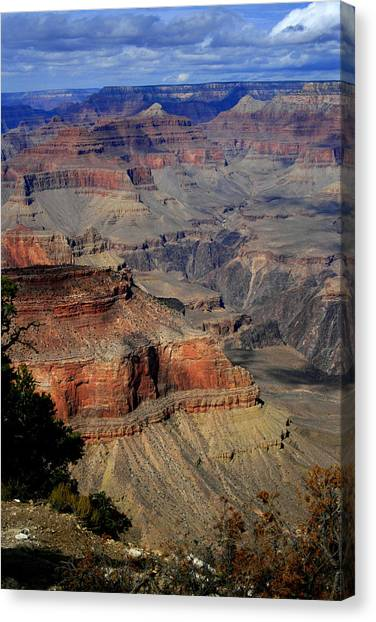 Grand Canyon Vastness Canvas Print