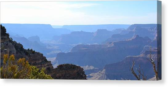 Grand Canyon Canvas Print - Grand Canyon1 by Jules Traum