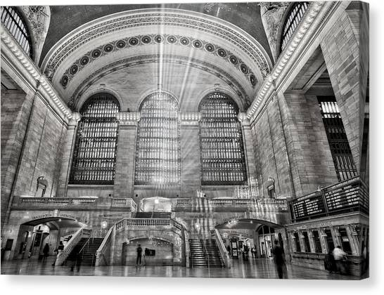 Grand Central Terminal Station Canvas Print