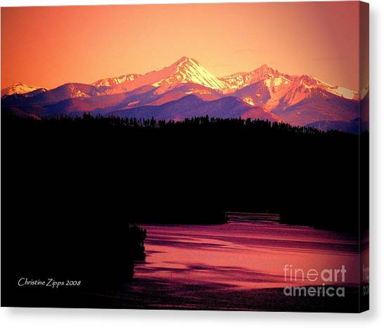 Grand Lake Canvas Print