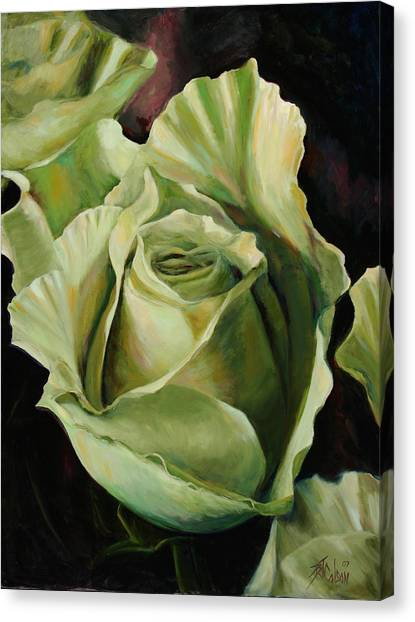 Grand -opening Canvas Print by Billie Colson
