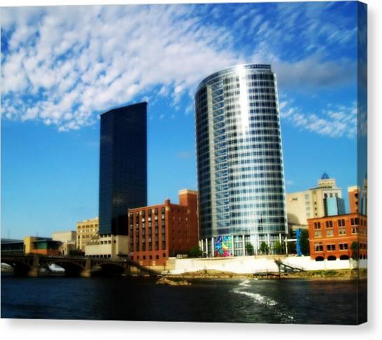 Grand Rapids Michigan Is Grand Canvas Print