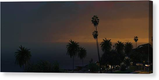 Grand Theft Auto Canvas Print - Grand Theft Auto V by Zia Low