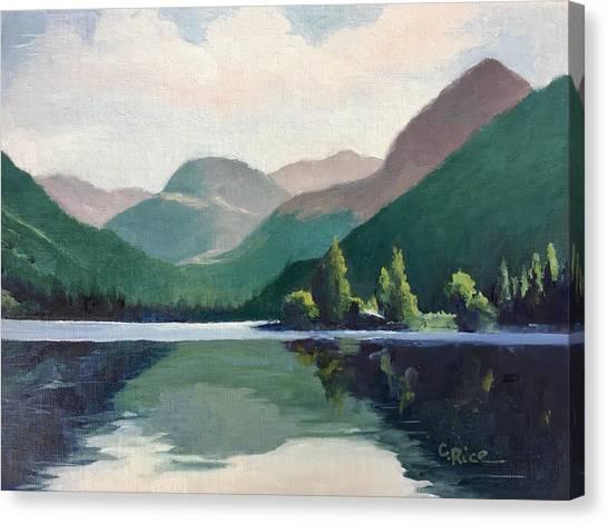 Grandeur Canvas Print