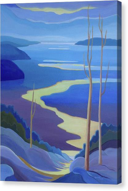 Grandview Canvas Print