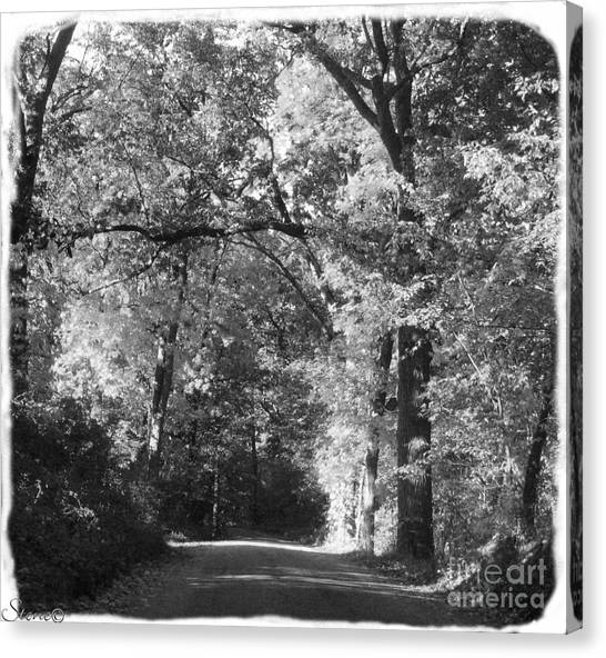 Graves Rd  Canvas Print