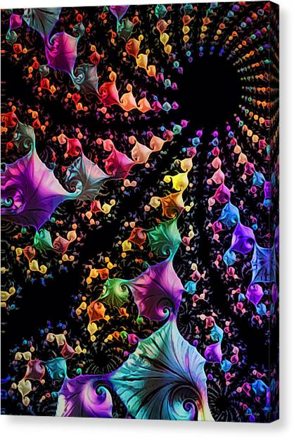Gravitational Pull Canvas Print