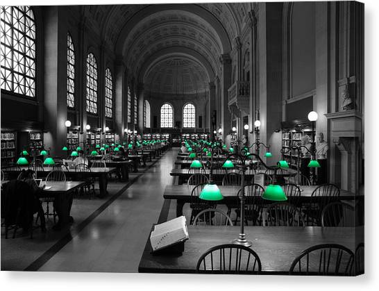 Great Hall Canvas Print