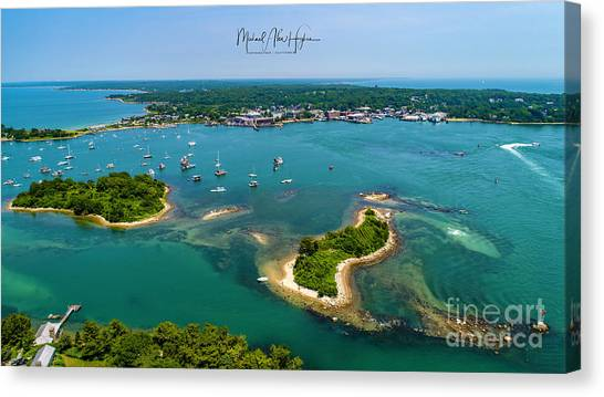 Great Harbor Canvas Print