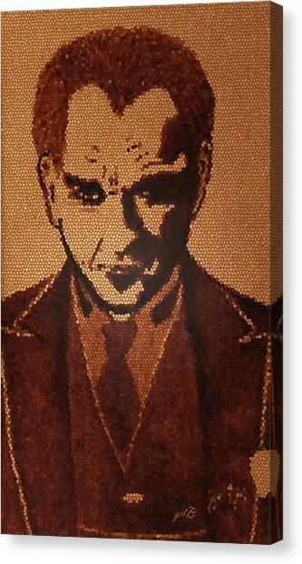 Great Mustafa Kemal Ataturk  Canvas Print