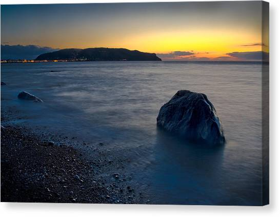 Great Orme, Llandudno Canvas Print