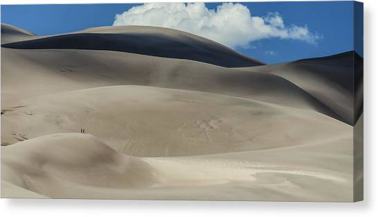 Great Sand Dunes National Park II Canvas Print