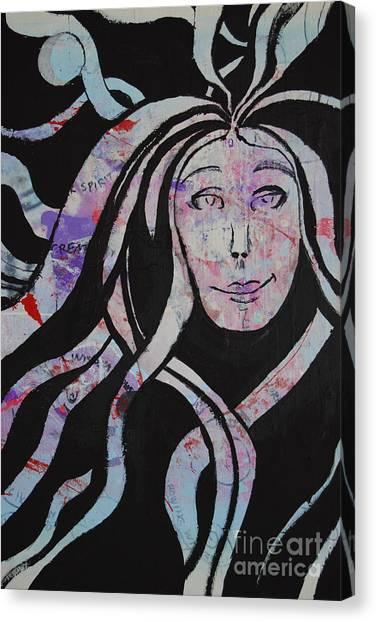 Great Spirit Canvas Print by Sean-Michael Gettys