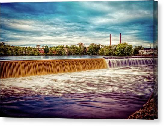 Great Stone Dam Canvas Print