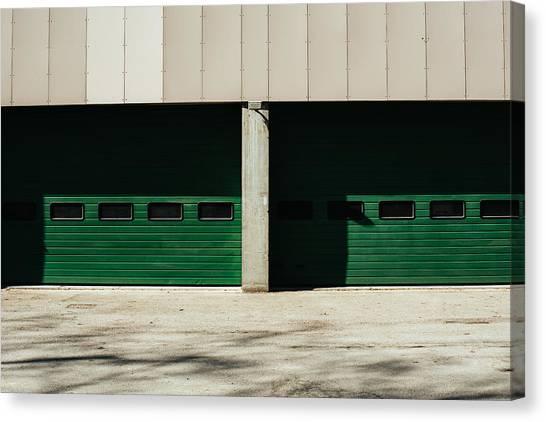 Garage Door Canvas Prints Page 6 Of 48 Fine Art America