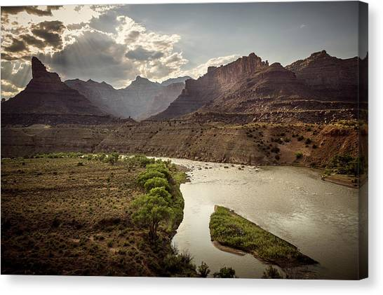 Green River, Utah Canvas Print