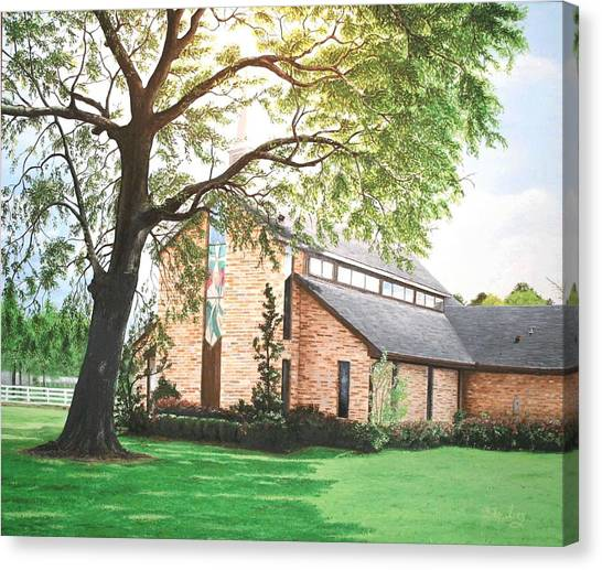 Greenwood Canvas Print