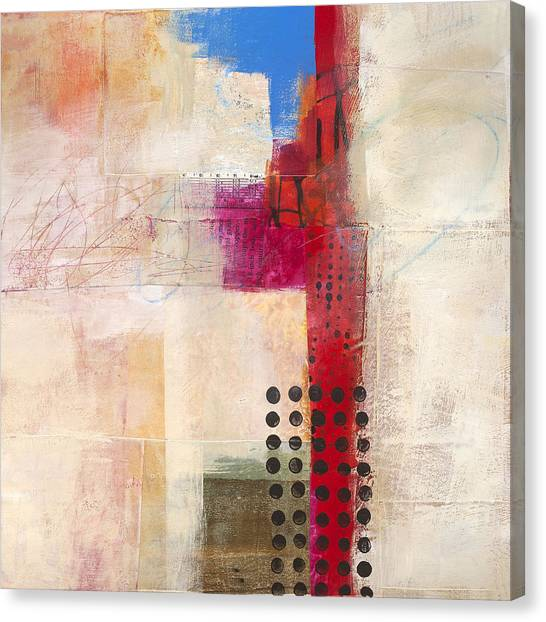 Grid Canvas Print - Grid 9 by Jane Davies