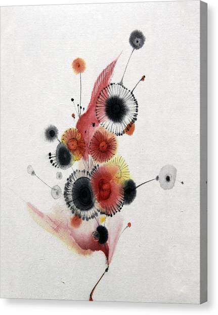 Growing 14030090fy Canvas Print
