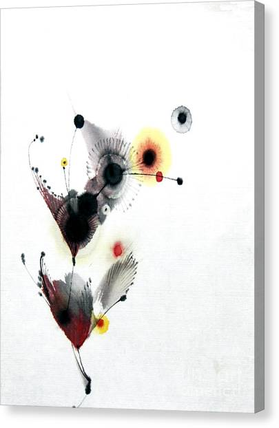 Growing 14030091fy Canvas Print