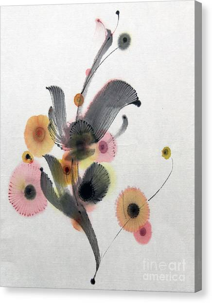 Growing 14030093fy Canvas Print