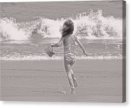 Growing Young Canvas Print by JAMART Photography