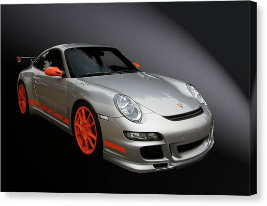 Gt3 Rs Canvas Print