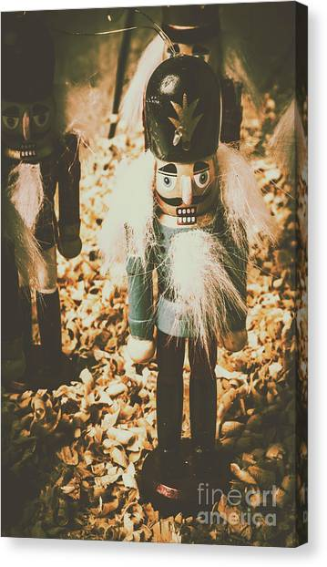 Old Man Canvas Print - Guards Of Nutcracker Way by Jorgo Photography - Wall Art Gallery
